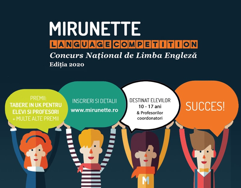 Mirunette Language Competition 2020