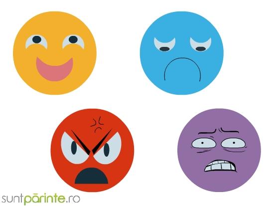 Etichetele Emotiilor Suntparintero